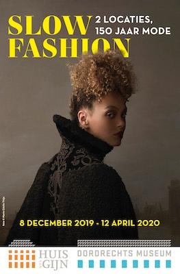 Design in exhibition Slow Fashion